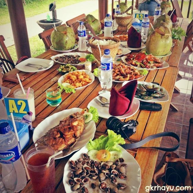 Menyatukan Keluarga lewat Makan Bersama