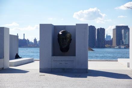 Patung Roosevelt