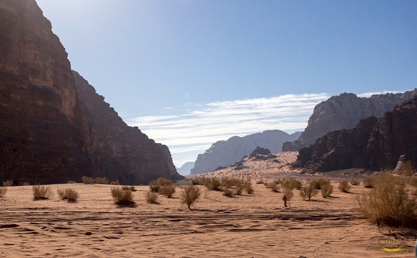 Wadi Rum - Featured
